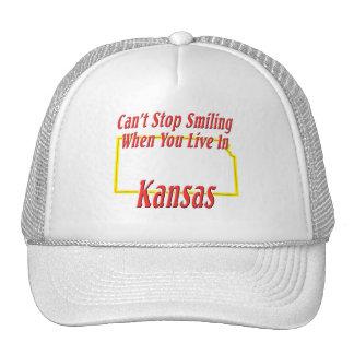 Kansas - Smiling Cap