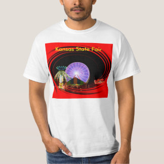 Kansas State Fair Ride T-Shirt