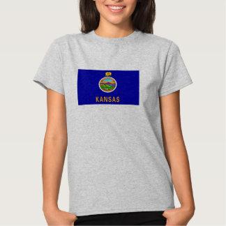 Kansas State Flag Design Shirt