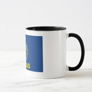 Kansas State Flag Mug