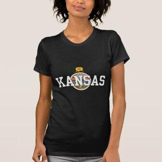 Kansas State Flag Tshirt