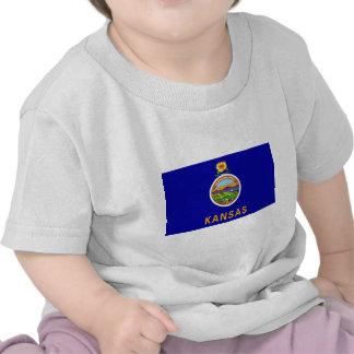 Kansas State Flag Shirts