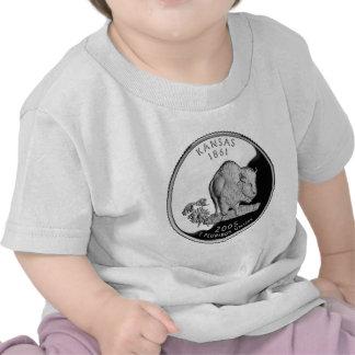 Kansas State Quarter T Shirt