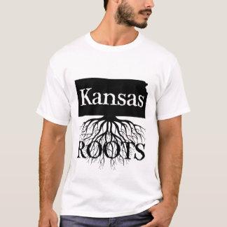 Kansas State Roots Women's or Men's Shirt