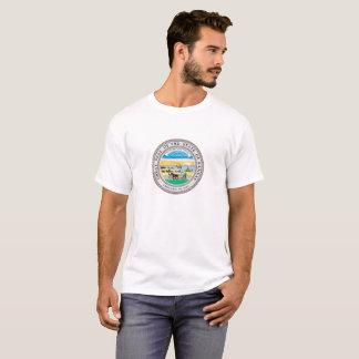 Kansas state seal america republic symbol flag T-Shirt