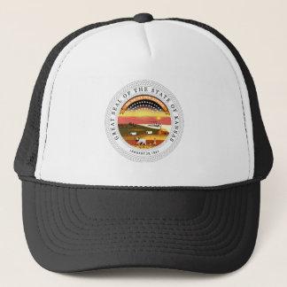 Kansas State Seal Trucker Hat