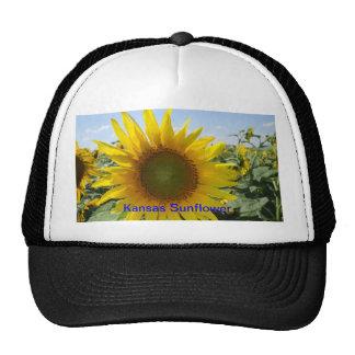 Kansas Sunflower Hat