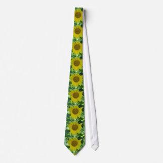 Kansas Sunflower Tie