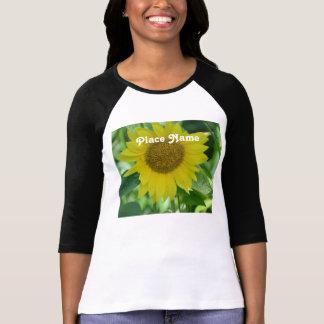 Kansas Sunflower T Shirt