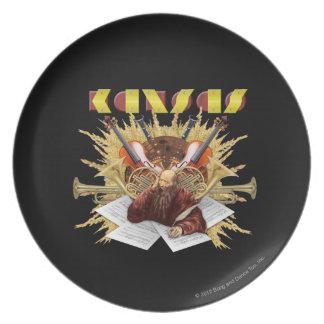KANSAS - Symphony Logo Plates