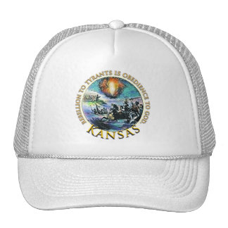 Kansas Tea Party Hats
