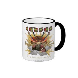 KANSAS - There's Know Place Like Home Ringer Mug