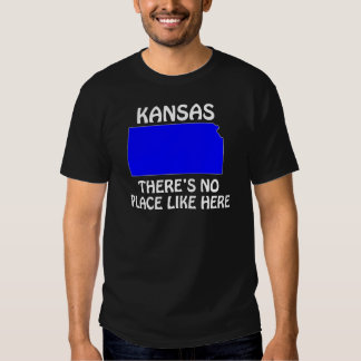 Kansas - There's No Place Like Here Tshirts