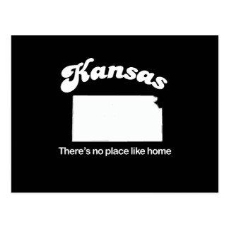 Kansas - Theres no place like home T-shirt Postcard