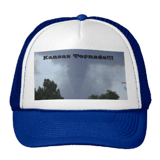 Kansas Tornado Truckers Hat