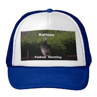 Kansas Turkey Hunting Truckers Hat