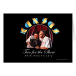 KANSAS - Two for the Show (Anniversary) Greeting Card