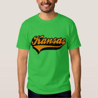 Kansas US State Tshirt