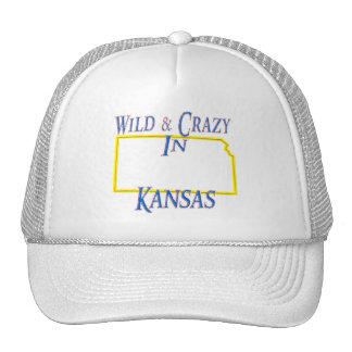Kansas - Wild and Crazy Cap