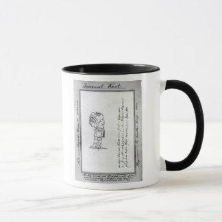 Kant mixing mustard, 1801 mug