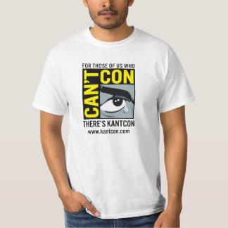 KantCon 2011 Comicon Parody Shirt