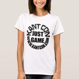 KantCon - Just Game T-Shirt