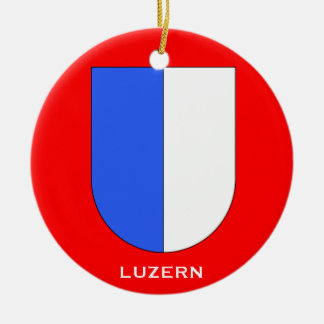 Kanton Lucerne* Christmas Ornament