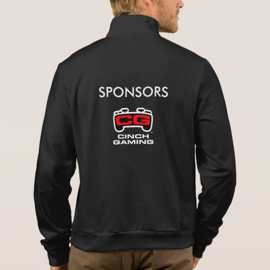 Kaos Gaming official competitive jacket