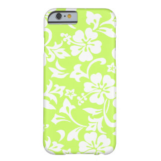 Kapalua Pareau Hawaiian Hibiscus Barely There iPhone 6 Case