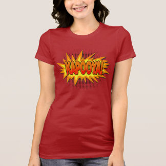 Kapooya Hail Storm Meme Comic Exclamation Shirts