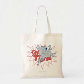 KAPOW! Batman Graphic Canvas Bag