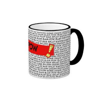 kapow! SuperHero Coffee Mug