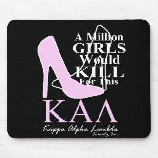 Kappa Alpha Lambda Sorority Mouse Pad