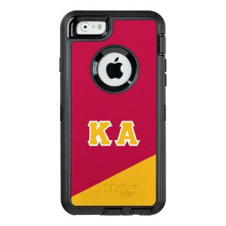 Kappa Alpha Order   Greek Letters OtterBox Defender iPhone Case