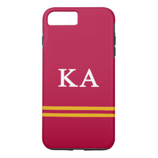 Kappa Alpha Order | Sport Stripe iPhone 7 Plus Case