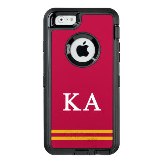 Kappa Alpha Order   Sport Stripe OtterBox Defender iPhone Case
