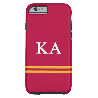 Kappa Alpha Order | Sport Stripe Tough iPhone 6 Case