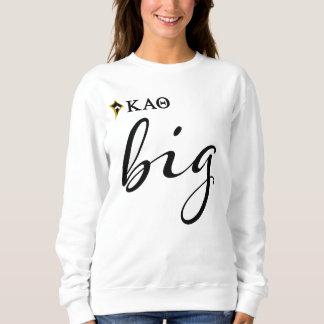 Kappa Alpha Theta | Big Script Sweatshirt