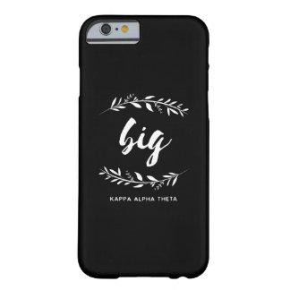 Kappa Alpha Theta | Big Wreath Barely There iPhone 6 Case