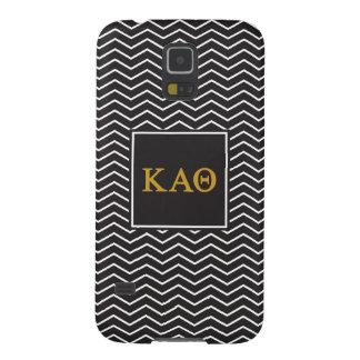 Kappa Alpha Theta   Chevron Pattern Case For Galaxy S5