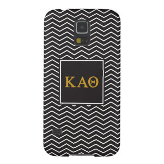 Kappa Alpha Theta | Chevron Pattern Galaxy S5 Cover
