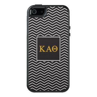 Kappa Alpha Theta | Chevron Pattern OtterBox iPhone 5/5s/SE Case