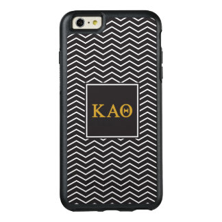 Kappa Alpha Theta | Chevron Pattern OtterBox iPhone 6/6s Plus Case