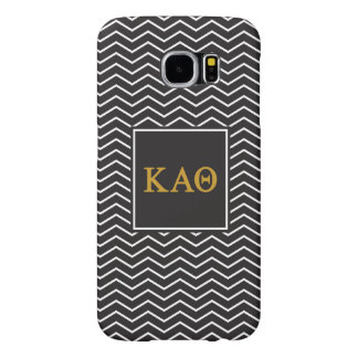 Kappa Alpha Theta | Chevron Pattern Samsung Galaxy S6 Cases
