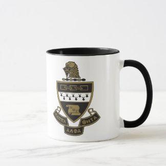 Kappa Alpha Theta Coat of Arms: Color Mug