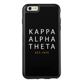 Kappa Alpha Theta | Est. 1870 OtterBox iPhone 6/6s Plus Case