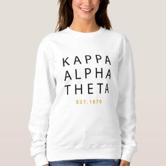 Kappa Alpha Theta | Est. 1870 Sweatshirt