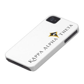 Kappa Alpha Theta iPhone 4 Case-Mate Case