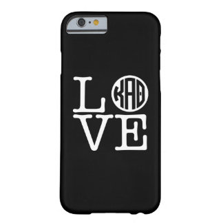 Kappa Alpha Theta | Love Barely There iPhone 6 Case