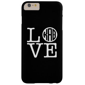 Kappa Alpha Theta | Love Barely There iPhone 6 Plus Case